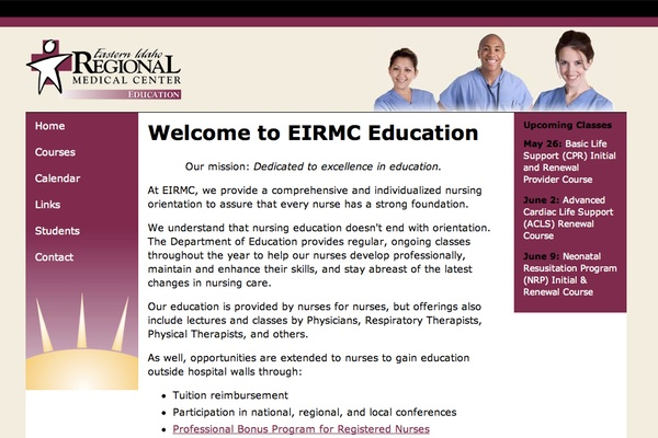 EIRMC Education